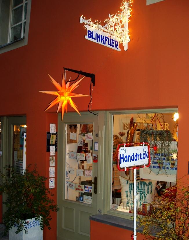 Handdruck Regensburg