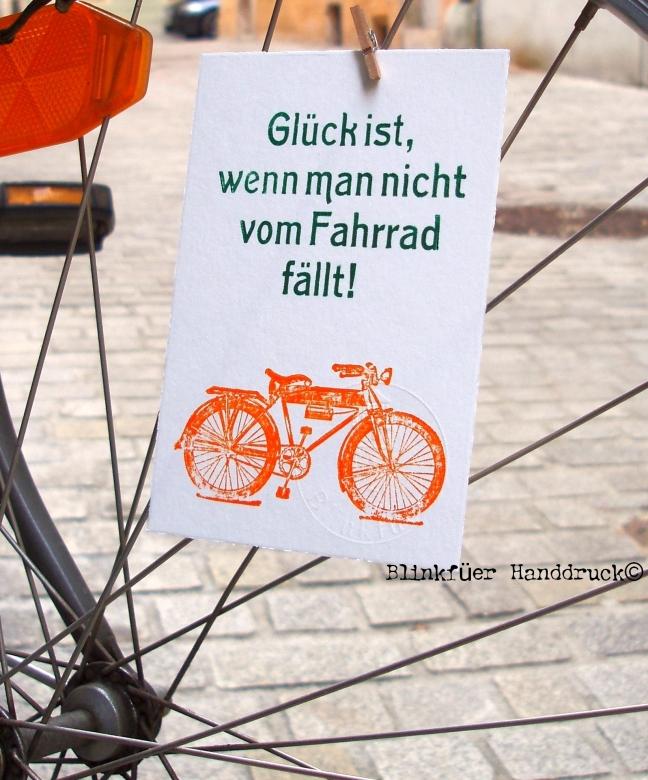 Fahrradglück
