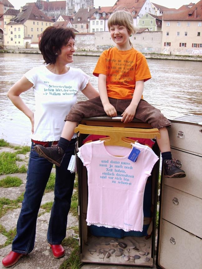 Am Anfang: 2006 an der Donau