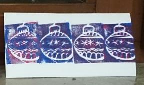 Weihnachtsdruckerei