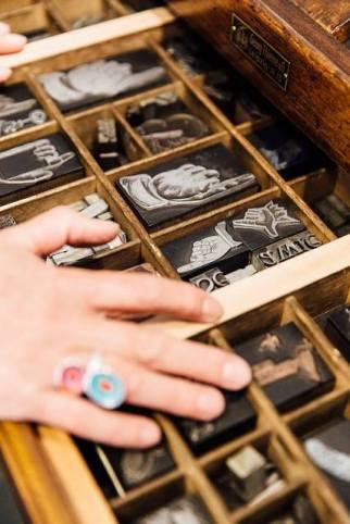 Historische Buchdruckklischees