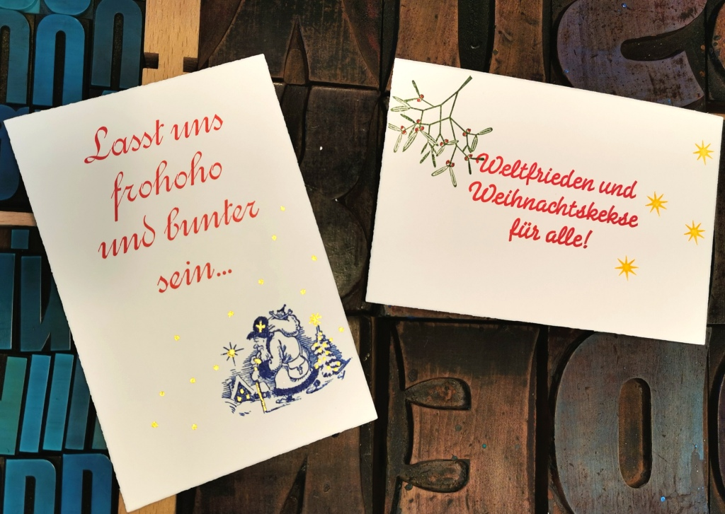 Letterpress 4,90€